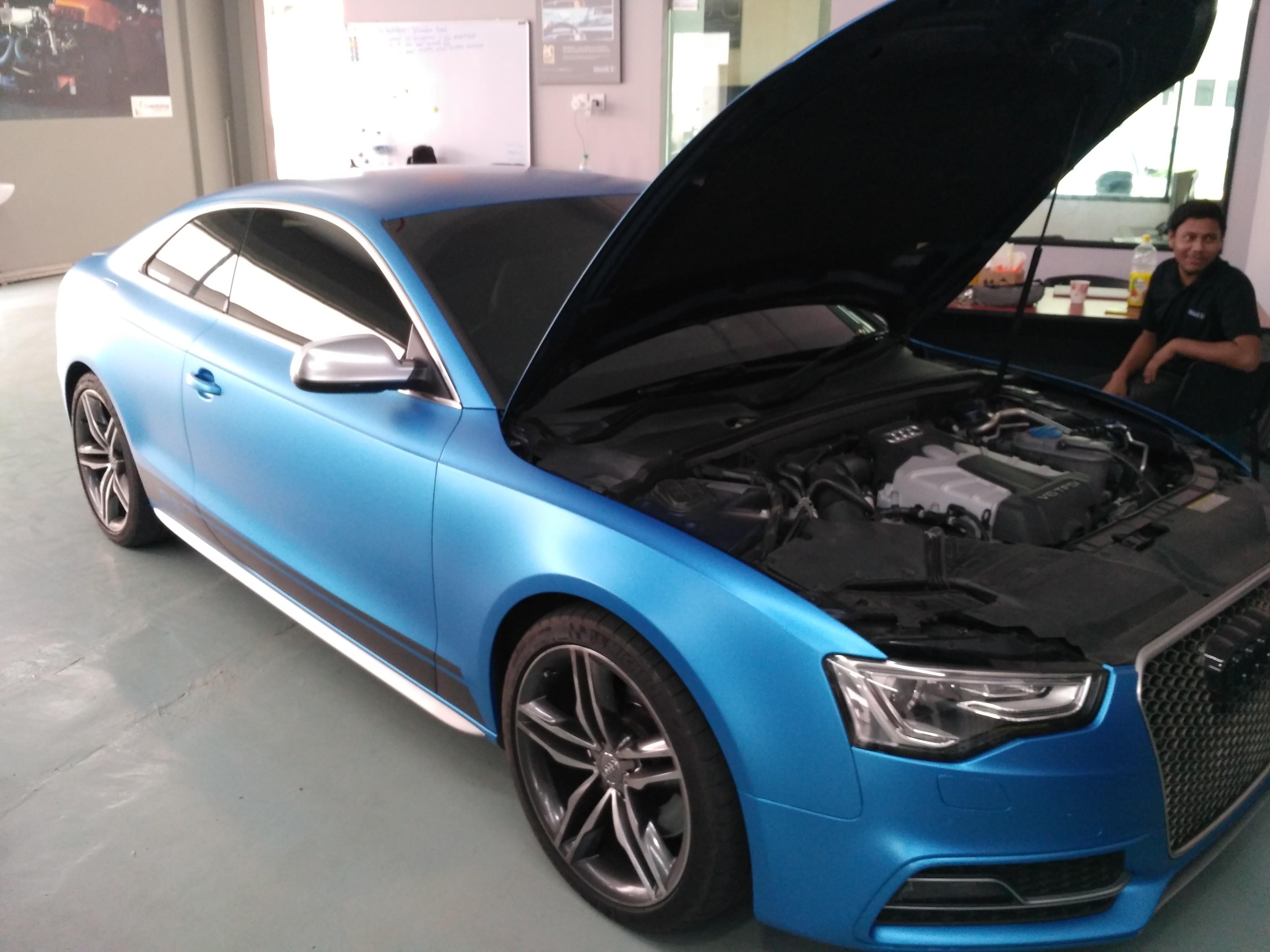 Audi S Major Service The Workshop Malaysia Auto Service Specialist - Fj audi